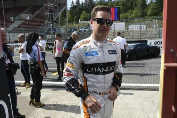Mercedes stelt Stoffel Vandoorne aan als officiële F1-reserverijder
