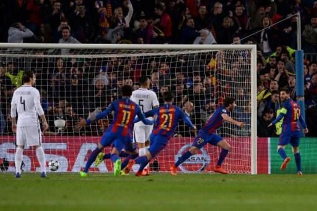 Barcelone - PSG en tête d'affiche de la reprise du football européen