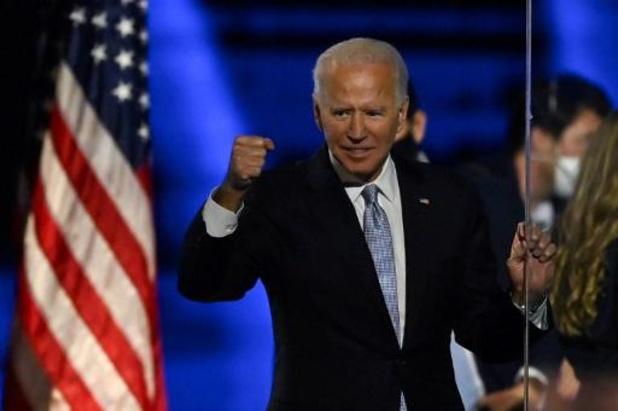 Biden bouwt voorsprong in Georgia lichtjes verder uit