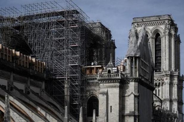 """Notre-Dame de Paris : cinq ans, un délai tenable si """"on refait à l'identique"""""""