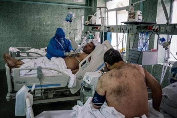 Aantal besmettingen in Rusland nadert de 300.000
