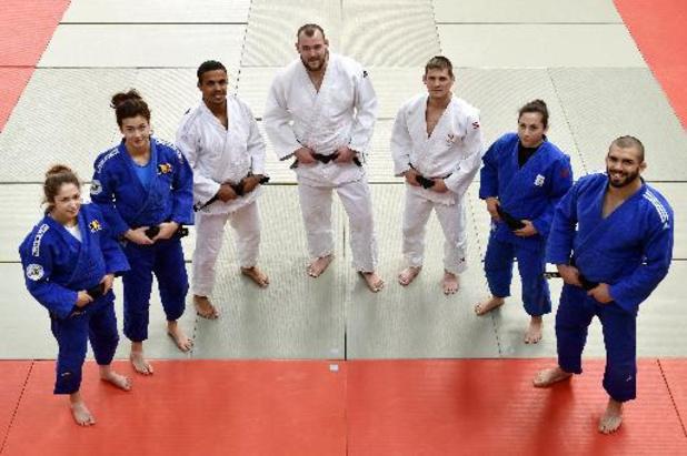 Nikiforov (-100 kg) retrouve le Top 20 mondial, Chouchi (-81 kg) 15e, Willems (-70 kg) 24e