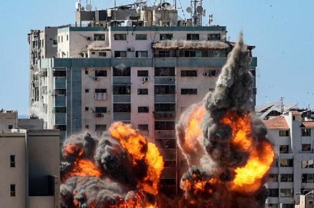Conflit israélo-palestinien - Netanyahu s'est entretenu avec Biden après la frappe sur les locaux d'AP à Gaza