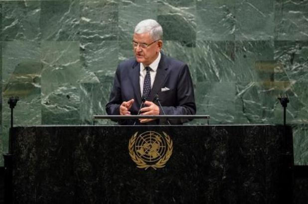ONU: le président de l'Assemblée générale dénonce l'inefficacité du Conseil de sécurité