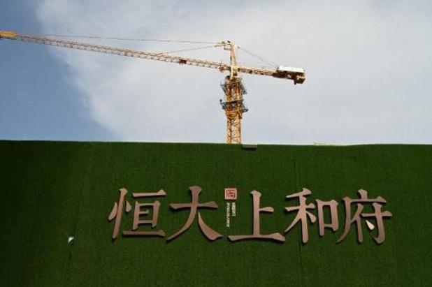 Evergrande betaalt geld terug aan beleggers in vermogensproducten