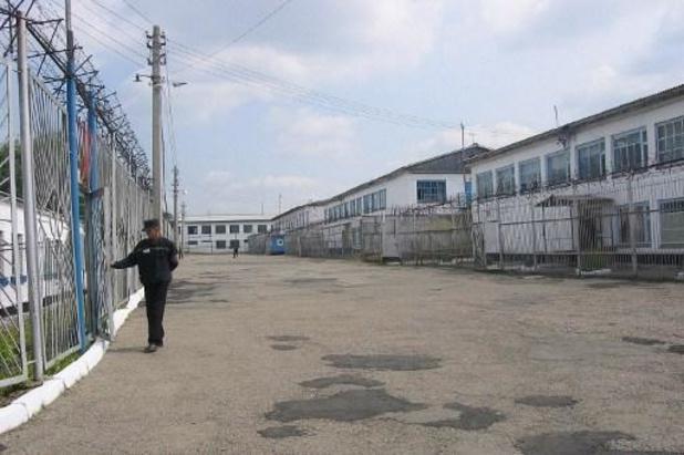 Opstand in strafkolonie in Siberië