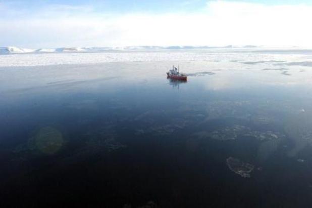 Studie: Zee-ijs smelt tot dubbel zo snel als gedacht