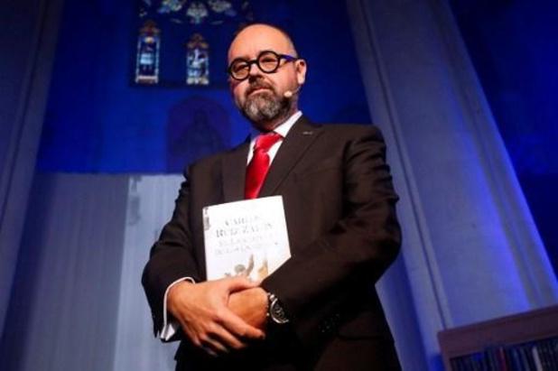 Spaanse schrijver Carlos Ruiz Zafón (55) overleden