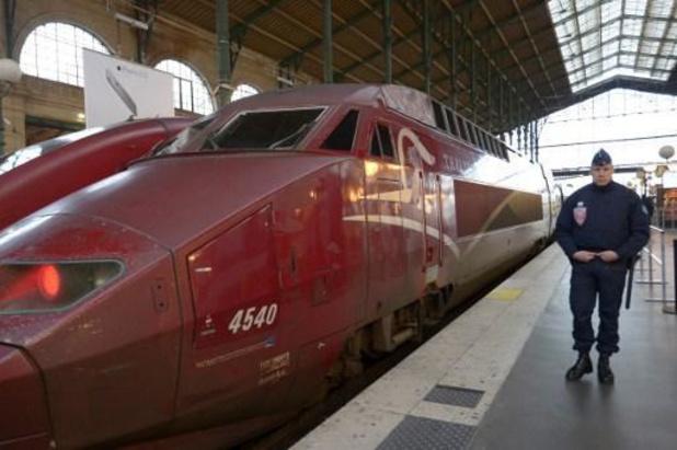 Thalys laat midden mei meer treinen rijden