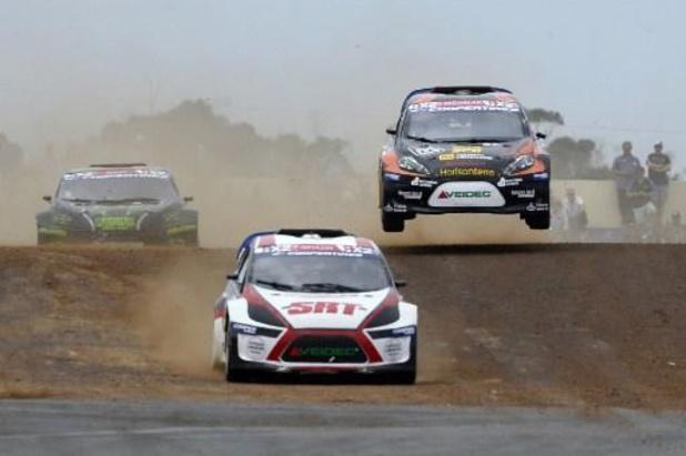 Le championnat du monde de rallycross revient à Spa les 16 et 17 mai 2020