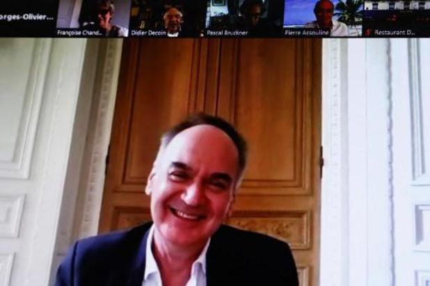 Hervé Le Tellier wint prestigieuze literatuurprijs Prix Goncourt