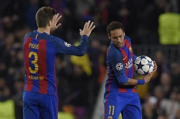 Spelers van Barcelona wilden inleveren om zo Neymar terug te halen