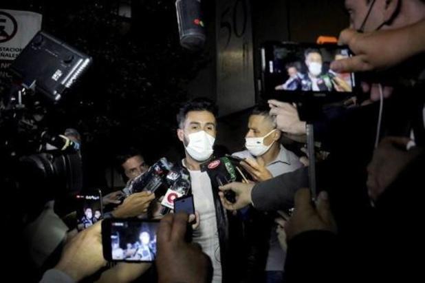Diego Maradona, hospitalisé en Argentine, n'inspire aucune inquiétude précise son médecin