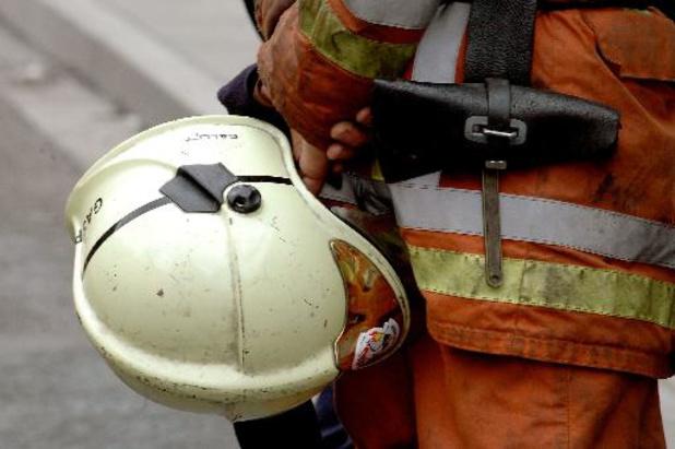 Dodelijke woningbrand in Leuven