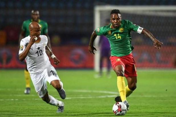 Kameroense international Mandjeck moet Waasland-Beveren ervaring bijbrengen