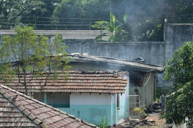 Acht gevangenen gedood bij rellen door COVID-19 in Sri Lanka