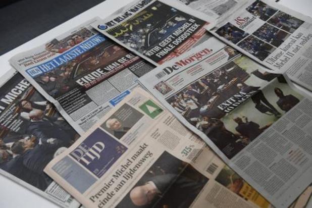 Vlaamse kranten bereiken meer lezers