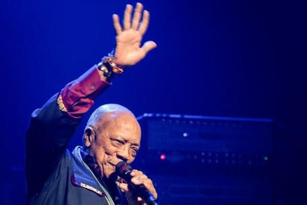 Quincy Jones entre au capital de la start-up belge Musimap