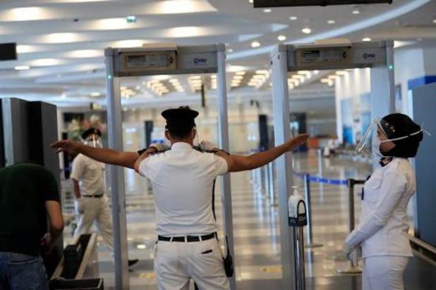 L'Egypte inaugure des aéroports pour relancer le tourisme, malgré l'épidémie