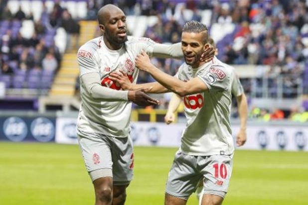 Standard résilie le contrat de Luis Pedro Cavanda et d'Orlando Sa