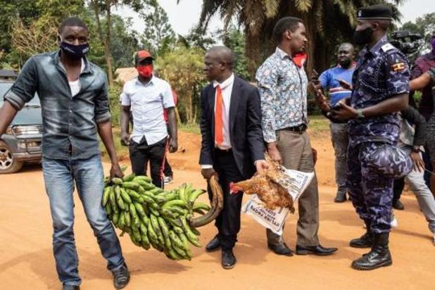 Oegandese gerecht vraagt einde huisarrest van opposant Bobi Wine