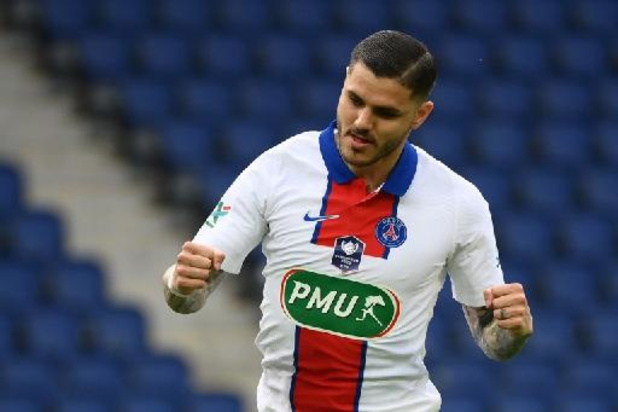 Coupe de France - PSG is snel klaar met Angers en stoot door naar halve finales