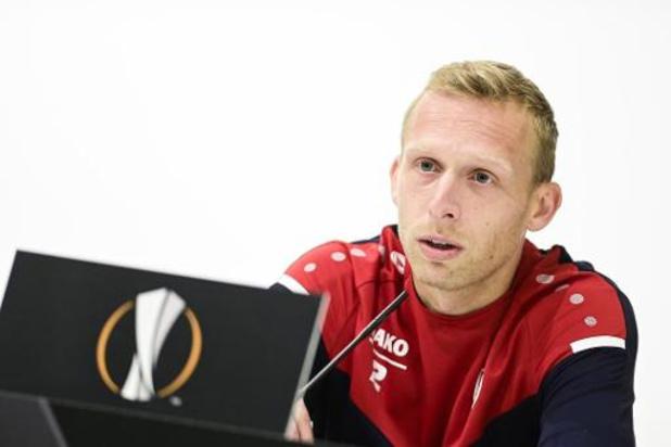 """Antwerp-duo De Laet en Refaelov vreest Tottenham niet: """"Willen goed resultaat neerzetten"""""""