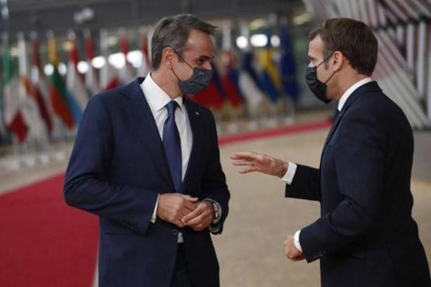 """Cyprus stemt in met Europese sancties tegen Wit-Rusland"""