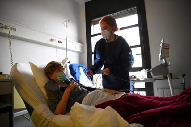 Le nord de la France va transférer des patients en soins intensifs vers la Belgique