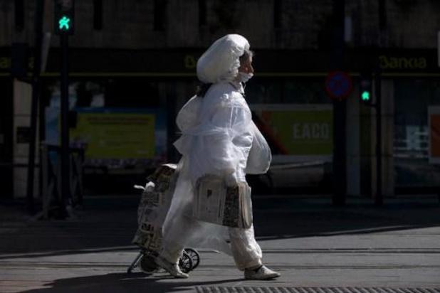 Dodentol in Spanje naar laagste peil sinds midden maart