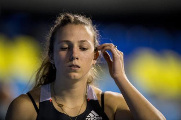 Championnats d'Europe d'athlétisme en salle - Hanne Maudens signe un record personnel sur 400 mètres