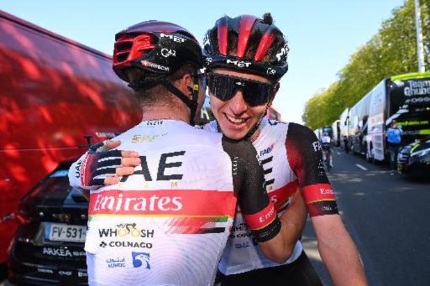 Luik-Bastenaken-Luik - Pogacar wint voor het eerst eendagskoers in lijn
