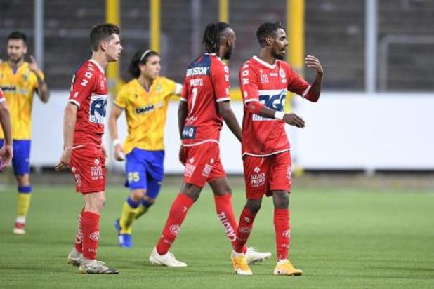 Jupiler Pro League : La suspension de Selemani (Courtrai) réduite à deux matches en appel