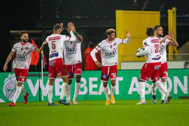 Excel Moeskroen boekt eerste seizoenszege tegen Cercle Brugge