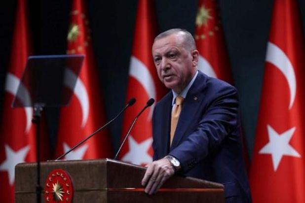 Turquie: Erdogan confirme un test de missiles russes, rejette les critiques américaines