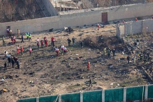 Europese Commissie vraagt onafhankelijk onderzoek naar crash in Teheran