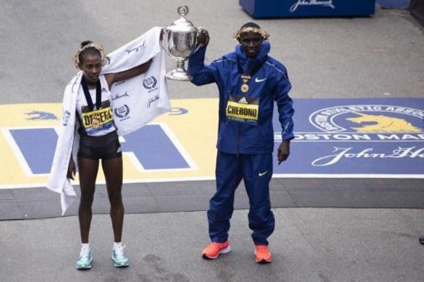 Coronavirus - Marathon van Boston tekent dit jaar voor trieste primeur