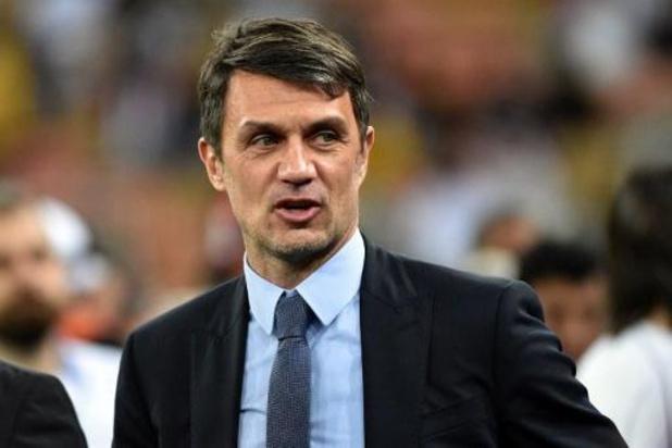 Coronavirus - AC Milan meldt besmetting van Paolo Maldini en zoon Daniel