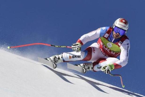 Coupe du monde de ski alpin - Beat Feuz remporte la descente de Beaver Creek devant le vétéran français Johan Clarey
