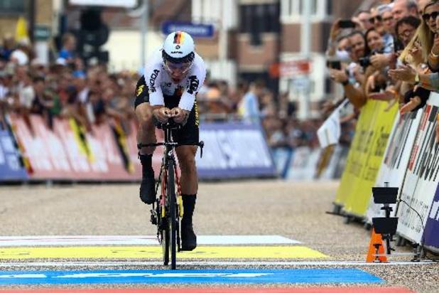 Mondiaux de cyclisme: L'Allemagne remporte le relais mixte, dernière en apothéose pour Tony Martin
