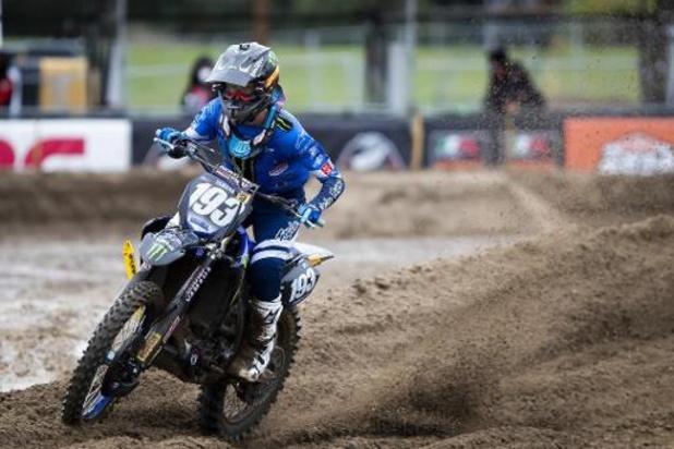 WK motorcross - GP van Trentino - Jago Geerts wint vijfde GP van het seizoen in MX2