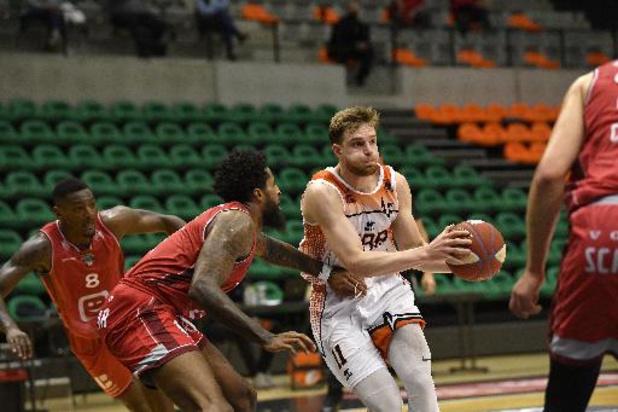 Wedstrijden Euromillions Basket League kunnen niet langer uitgesteld worden vanwege coronagerelateerde redenen