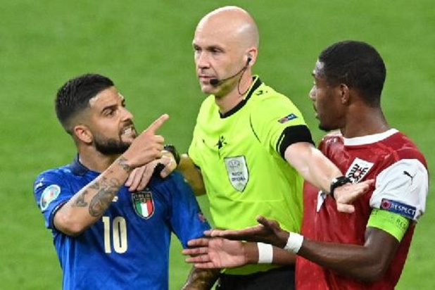 Euro 2020 - L'Italie se défait de l'Autriche au terme des prolongations (2-1) et va en quart