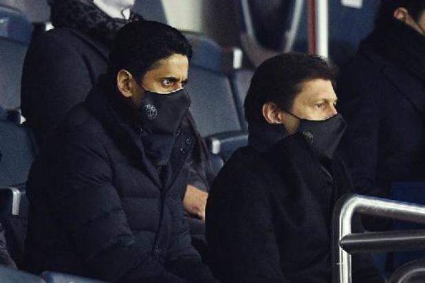 Super League - Nasser Al-Khelaifi succède à Andrea Agnelli à la tête de l'Association des clubs européens