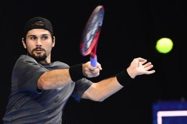 Marcos Giron atteint le tableau final de l'European Open