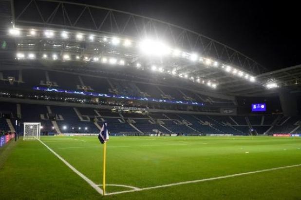 Finale Champions League verhuist van Istanboel naar Porto