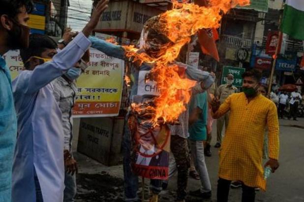 """China en India gaan akkoord om """"spanningen te verminderen"""""""