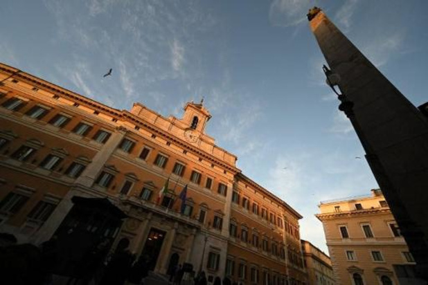 Crise politique en Italie: Draghi boucle un premier tour de table