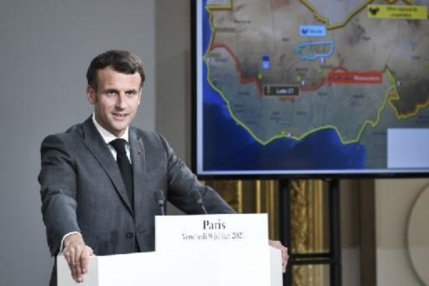 La France commencera à fermer des bases dans le nord du Mali au second semestre 2021