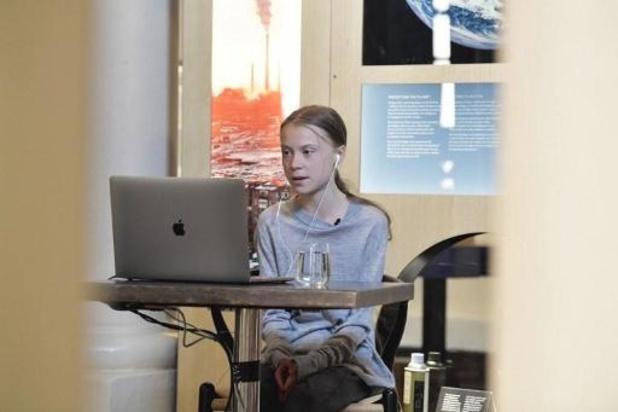 Les tweets de Greta Thunberg parmi les plus partagés pendant la crise du coronavirus